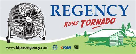 Tornado New Swing Deluxe Kipas Angin Regency 14 In Znsd14 Nomor 1 pabrik kipas angin tornado fan terbesar di indonesia kipasregency