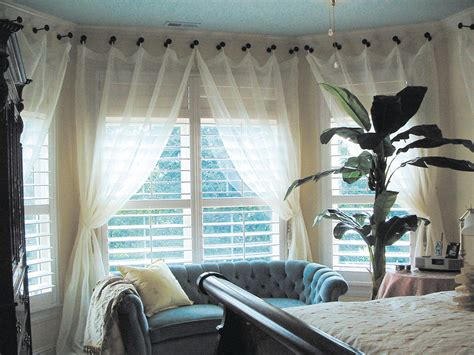 different ways to hang sheer curtains best fresh how to hang sheer curtains with panels 11130