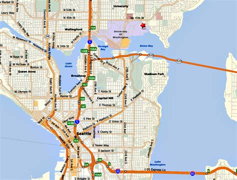 seattle mapquest puget sound mycological society contact directions