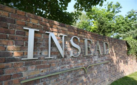 Insead Business School Mba Fees by Insead Start Up Raises 100m To Help Mba Students