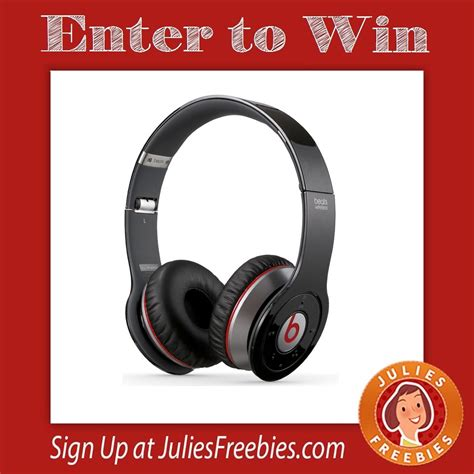 Headphone Giveaway - beats headphones giveaway julie s freebies