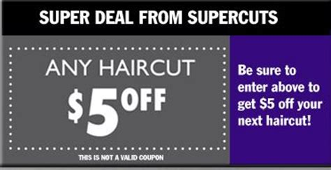 haircut coupons spokane super cuts new 5 printable coupon to simply inspire