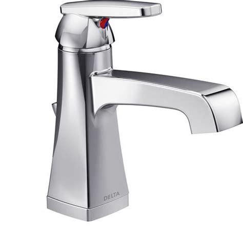 kitchen sink faucets menards delta 174 ashlyn single 1 handle high arc bathroom faucet at menards 174