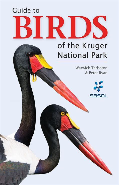 guide to birds of the kruger national park leisurebooks