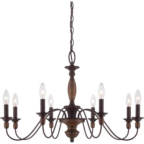 Quoizel Chandelier Hk5008tc Quoizel Lighting Hk5008tc Holbrook Chandelier In Tuscan Brown Coupon Fall17 10