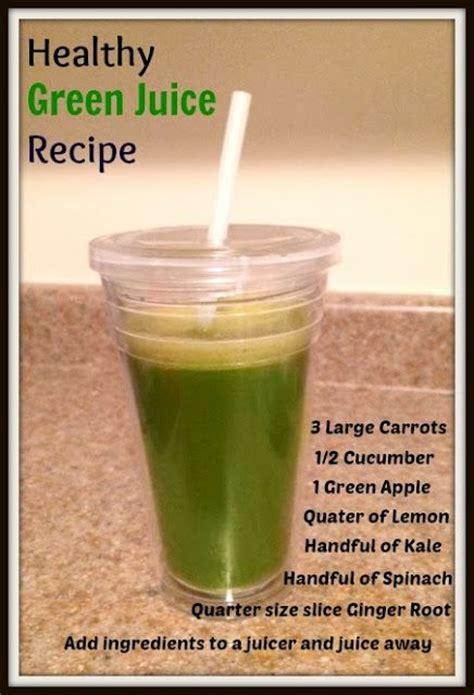 printable healthy juice recipes healthy green juice recipe