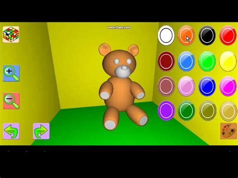 Painting 3d Objects by Painting 3d Objects Android Mobil 3d Obje Boyama