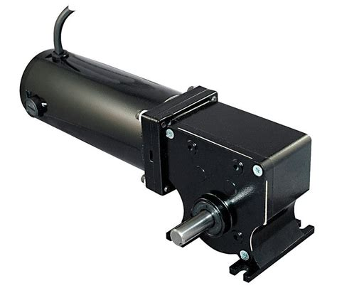 24 Volt Dc Electric Motor by Dayton 24 Volt Dc Right Angle Gear Motor 1 8 Hp 20 Rpm