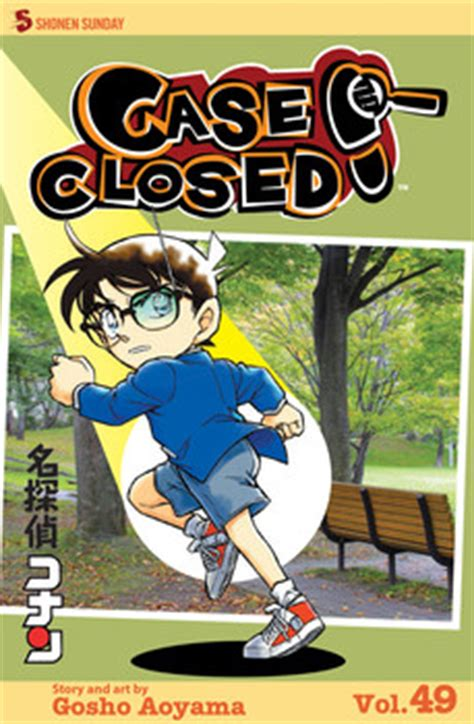 unfound the season 1 cases volume 2 books closed vol 49 book by gosho aoyama official