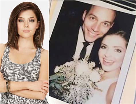 wedding band worn by jen lilley from days of our lives see beautiful photos from your favorite soap stars real