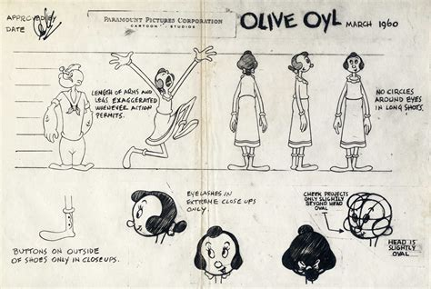 60s swing sheet ask the archivist popeye the
