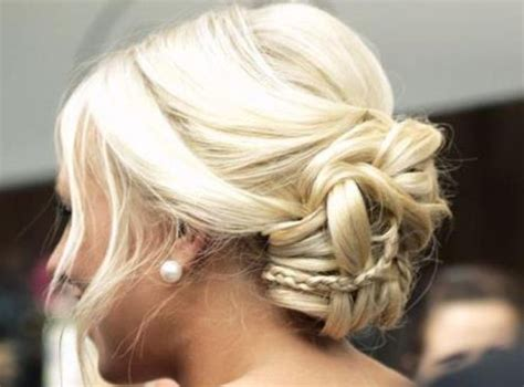 micro braid hairstyles bun braids 15 romantic braided hairstyles for women