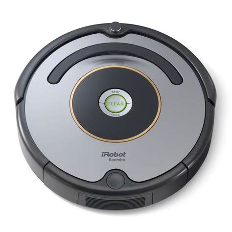 irobot vaccum roomba vacuuming