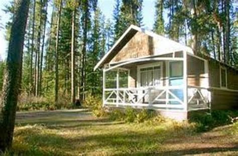 classic cabins in banff national park picture of