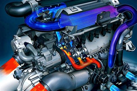 Bugati Engine by Next Bugatti Engine Will Offer 1 500 Hp