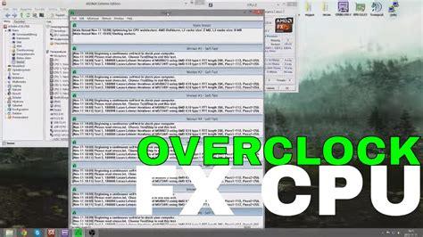 tutorial overclock fx 8350 overclock your fx cpu asus sabertooth 990fx r2 0 amd fx