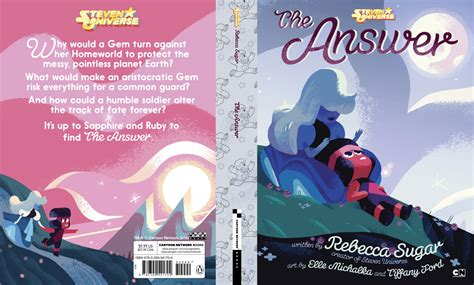 The Answer sugar children s book steven universe quot the answer