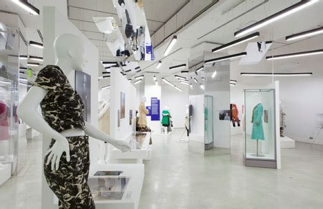 fashion design exhibition london zaha hadid quot chose herself quot to design women fashion power