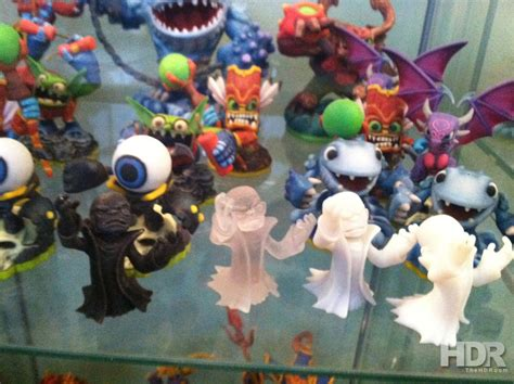 Kaos Baby On Board skylanders giants preview impressions images prototypes