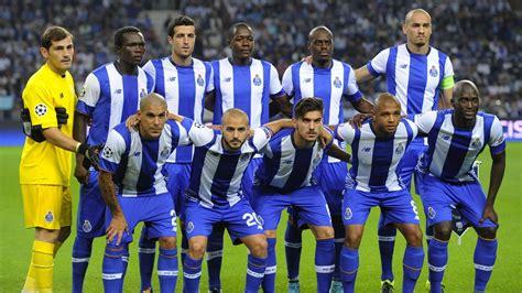 porto fc fc porto fiche equipe football eurosport