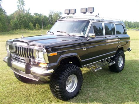 1988 jeep wagoneer scotteac 1988 jeep grand wagoneer specs photos