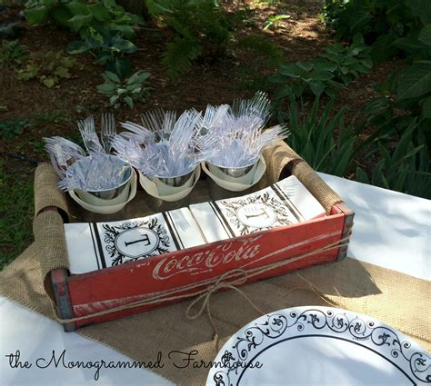 country style birthday ideas rustic country themed graduation the monogrammed
