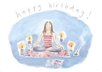 Yoga Quotes Happy Birthday Wishes