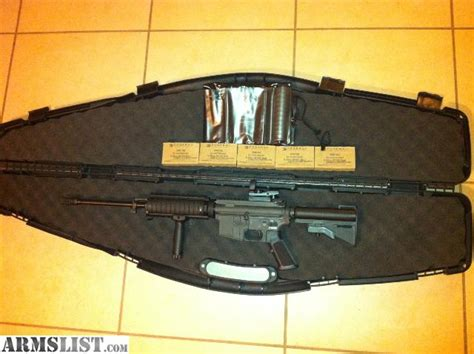 arizona boat trader magazine armslist for sale bushmaster carbon 15 optics ready