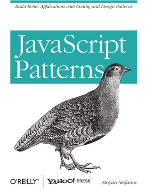 javascript pattern code the essentials of writing high quality javascript