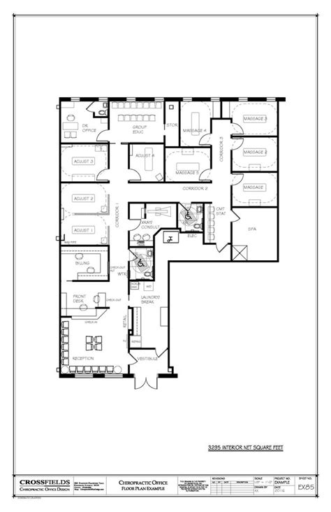physical layout of salon 78 best images about chiropractic floor plans on pinterest