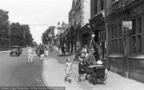 tattoo london road camberley photo of camberley pram in london road 1927 francis frith