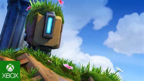 overwatch animated short   bastion youtube