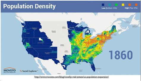 map of usa with population the regionalization of california part 1 geocurrents
