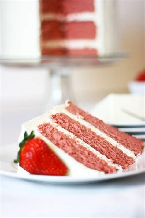 strawberry cake fresh strawberry cake cake paper