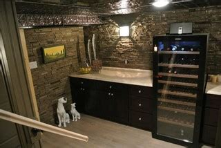 wine cellar rustic wine cellar other metro by
