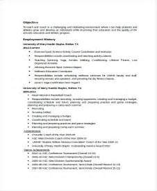 Assistant Football Coach Cover Letter by Football Coach Resume