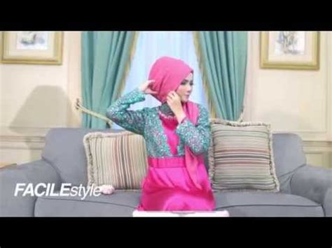 tutorial hijab zoya 2014 zoya new hijab tutorial facile style youtube