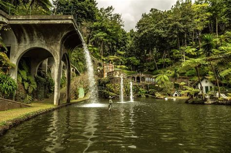 Top Botanical Gardens In The World The Monte Palace Tropical Gardens Is By Far One Of The Most Beautiful Attractions In Madeira