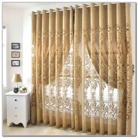 hotel style curtain rods double rod curtains for living room curtain menzilperde net