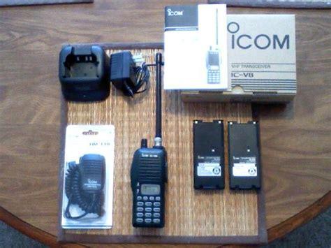 Baterai Ht Icom Ic V8 Baterry Icom Ic V82 Batre Icom V8 Batre Icom V82 eham net classifieds icom ic v8 w accesories new low price
