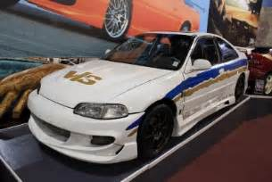 The Fast And The Furious Honda Civic 1995 Honda Civic From The Fast Furious