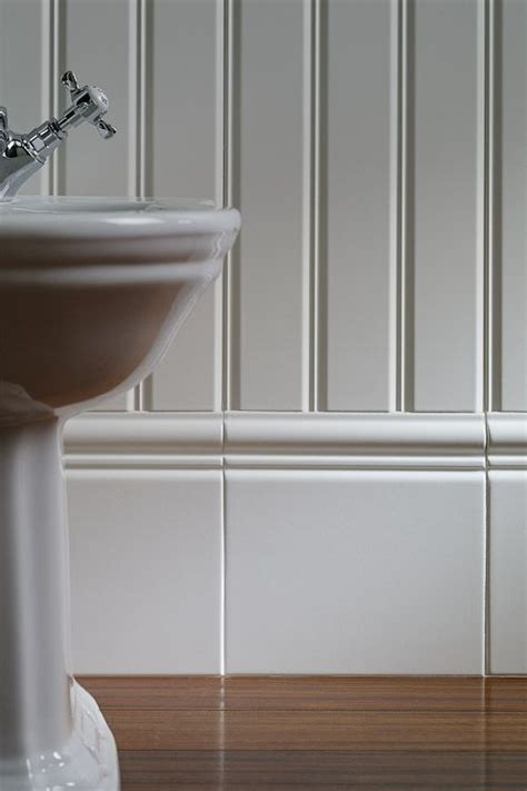 beadboard tile in bathroom boiserie ceramic bead board tile by grazia this is the