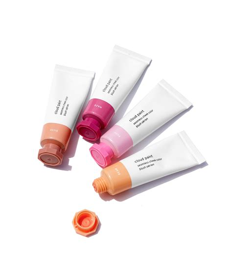 Home Interiors Colors Glossier Cloud Paint Review And Swatches The Beauty Look