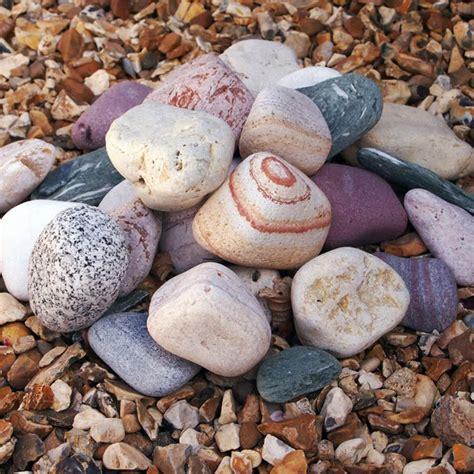 decorative aggregates cobbles pebbles mediterranean cobbles 50 125mm landscaping specialised