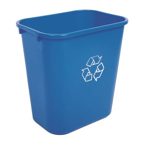 Waste Basket | recycling waste baskets 28 quart recycle away