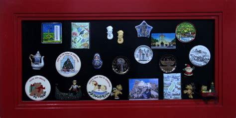 Souvenir Magnet Kulkas Unik Khas Negara Luksemburg koleksi cindera mata fe s world