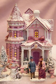 1000 images about holiday mini houses on pinterest village houses