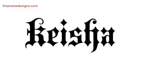 tattoo name keisha keisha archives page 2 of 2 free name designs