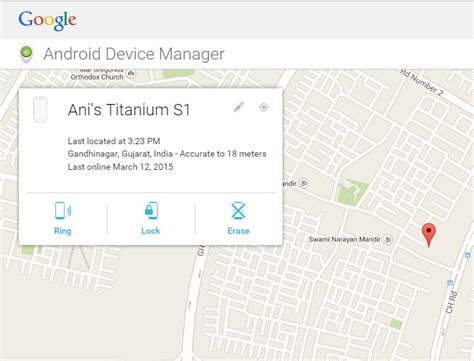 android device manager location history how to find a lost or stolen android device beebom