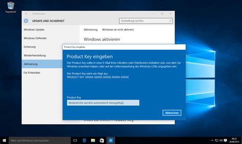 install windows 10 key windows 10 key wann muss ich die seriennummer eingeben